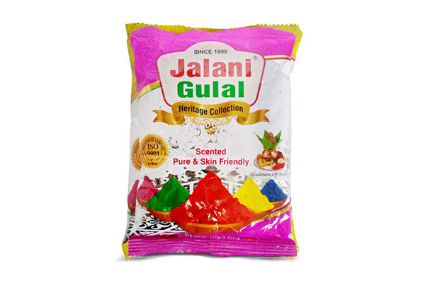 Super smooth and silky gulal manufacturer